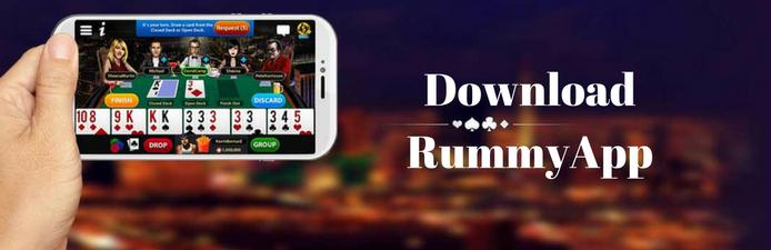 Download Rummy Mobile App