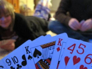 how to play rummy 5000