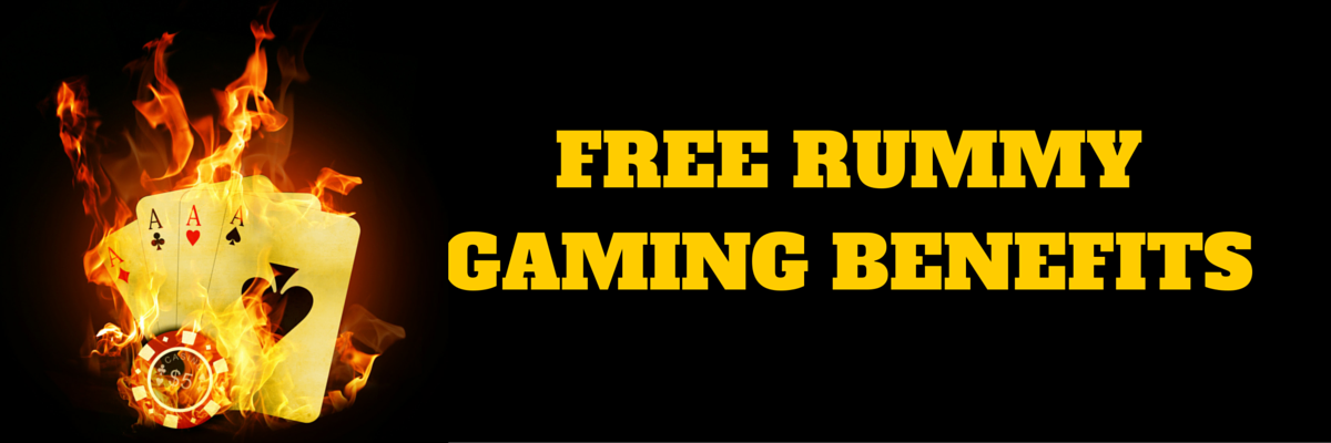 benefits of playing rummy for free