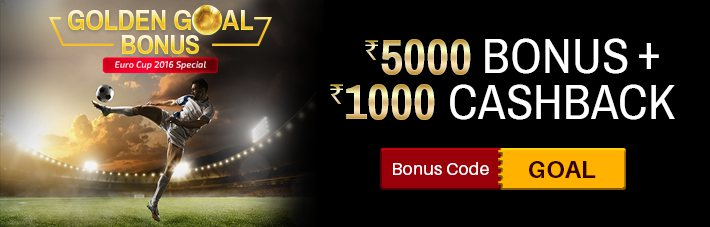 golden goal rummy bonus