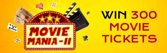 Movie Mania II promotion