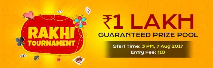 rakhi-rummy tournaments