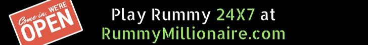 play 24x7 rummy millionaire